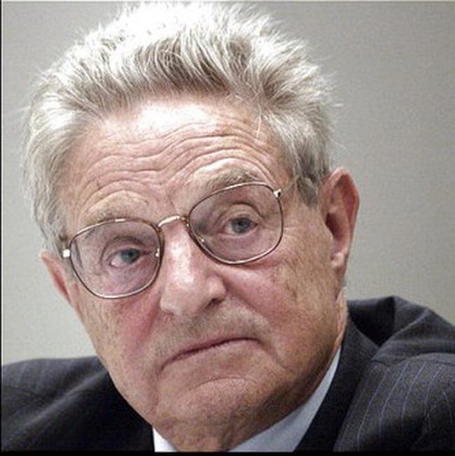 George Soros: Cấu trúc tài chính cũ đã sụp đổ