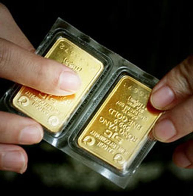 Triển vọng giá vàng 2009