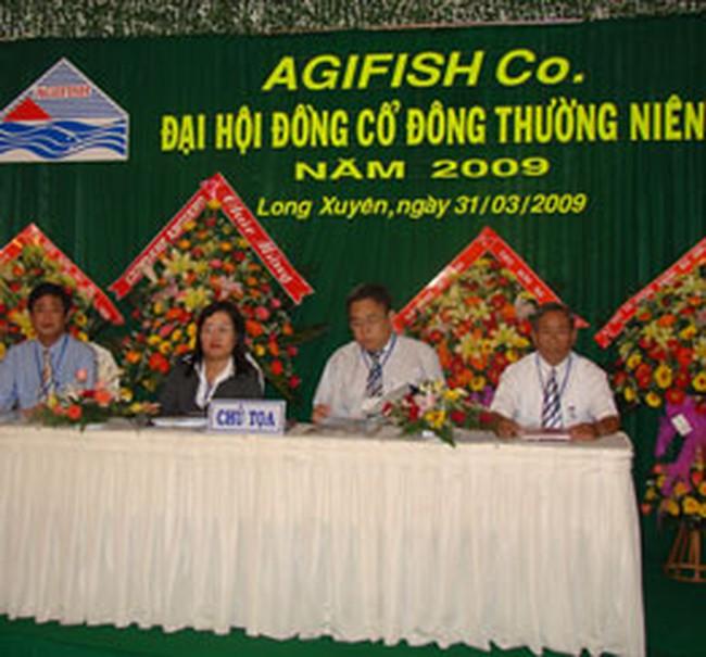 AGF dự kiến lợi nhuận 2009 sẽ tăng 207%
