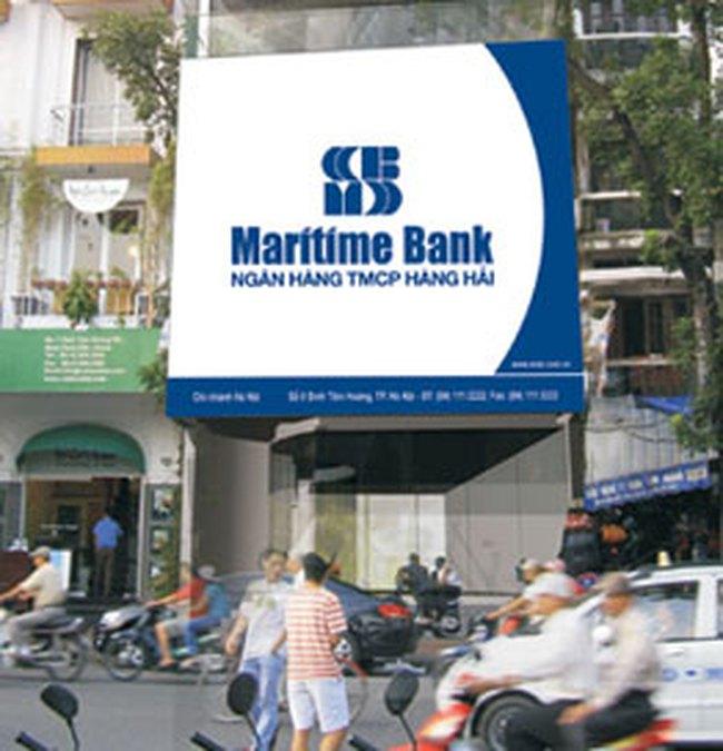 Maritime Bank tăng vốn điều lệ  lên hơn 2.000 tỷ đồng