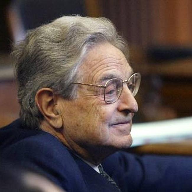 """George Soros: """"Luật kế toán mới ngăn kinh tế Mỹ hồi phục"""""""