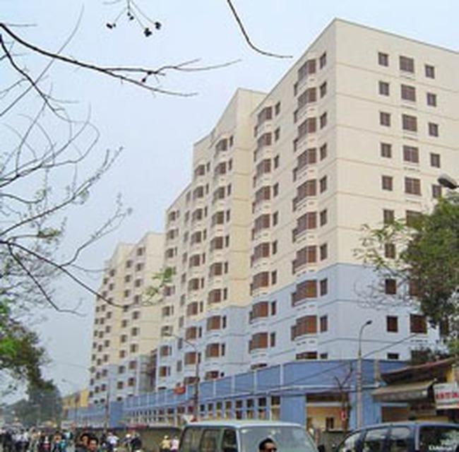 Xây 800 căn nhà xã hội tại đô thị mới Việt Hưng - Hà Nội