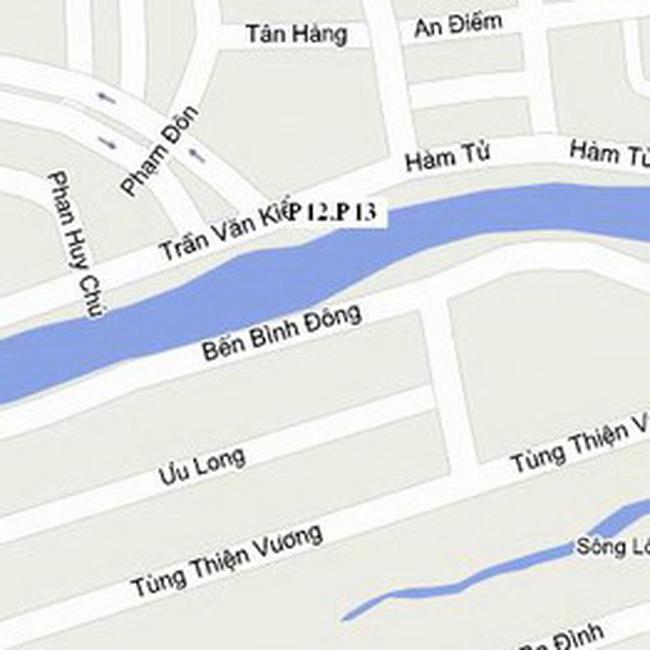 Quy hoạch phường 12, 13, quận 8, Tp.HCM: Cao tối đa 25 tầng