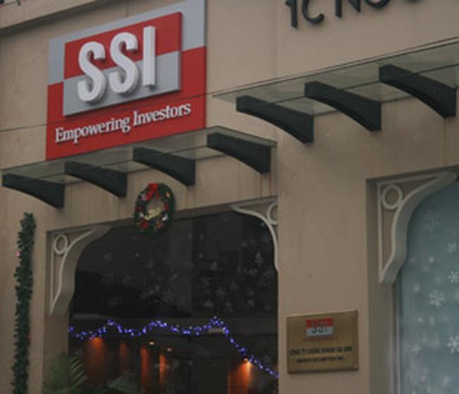 SSI: tăng vốn điều lệ lên 1.533 tỷ đồng
