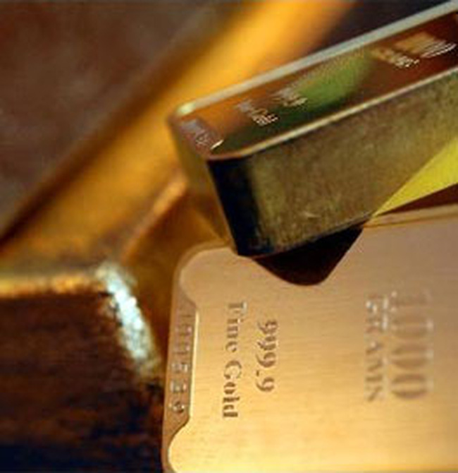 Tuần trượt giá của vàng