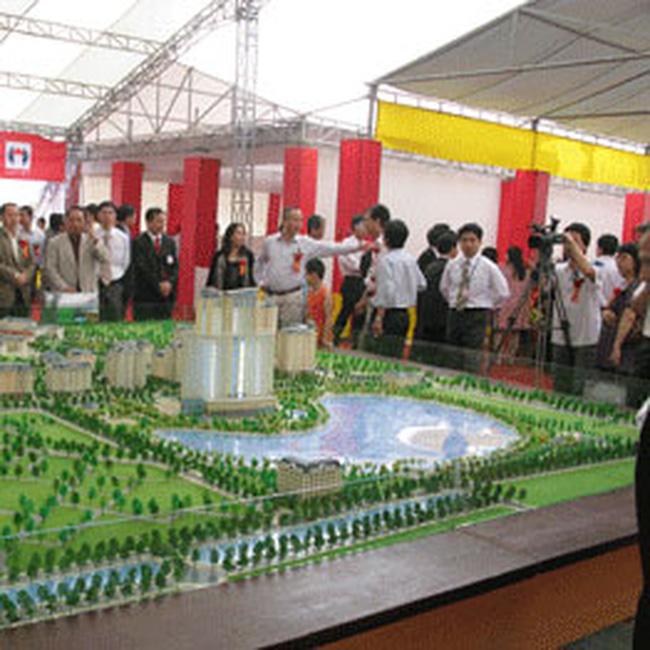 Nhà đất Hà Nội vẫn giữ giá
