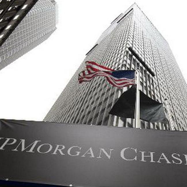 JP Morgan Chase công bố lợi nhuận quý 1/2009 vượt mọi dự báo
