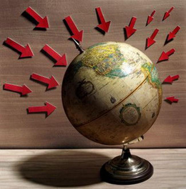 ANZ: Triển vọng ngắn hạn của kinh tế toàn cầu u ám