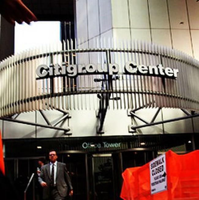 Bộ Tài chính Mỹ thiệt hại 900 triệu USD từ khoản đầu tư vào Citigroup