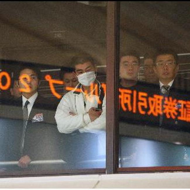 TTCK châu Á giảm điểm vì triển vọng lợi nhuận doanh nghiệp