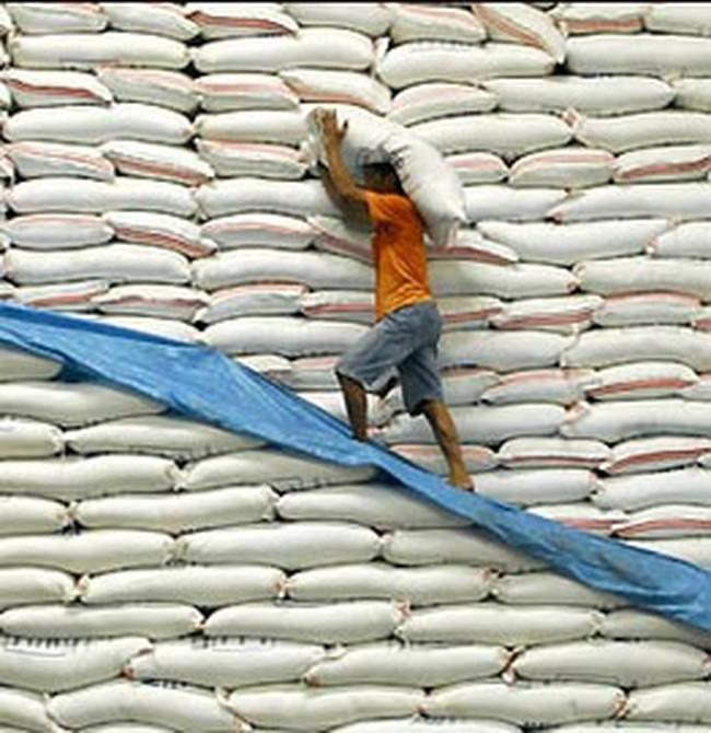 Thái Lan sẽ bán gần 4 triệu tấn gạo dự trữ