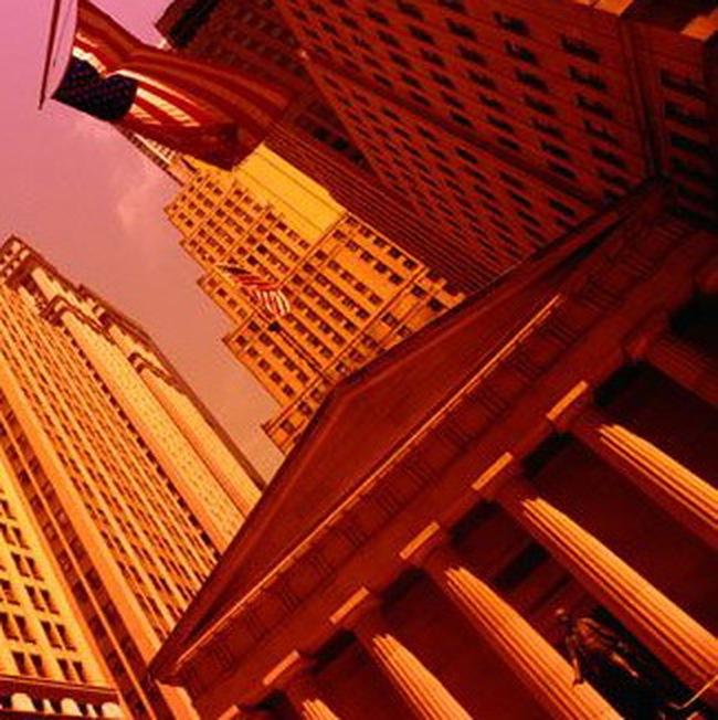 TTCK Mỹ mất điểm vì nỗi lo ngành ngân hàng