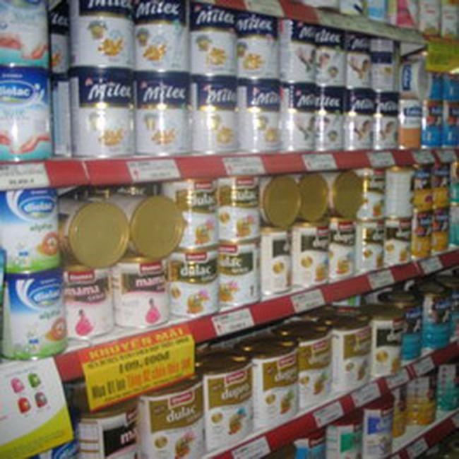 Giá sữa tại Việt Nam cao nhất thế giới