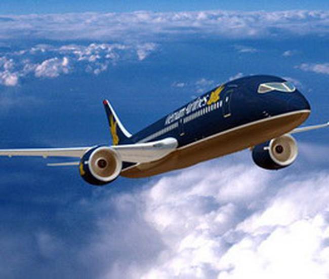 Lợi nhuận của Vietnam Airlines giảm mạnh