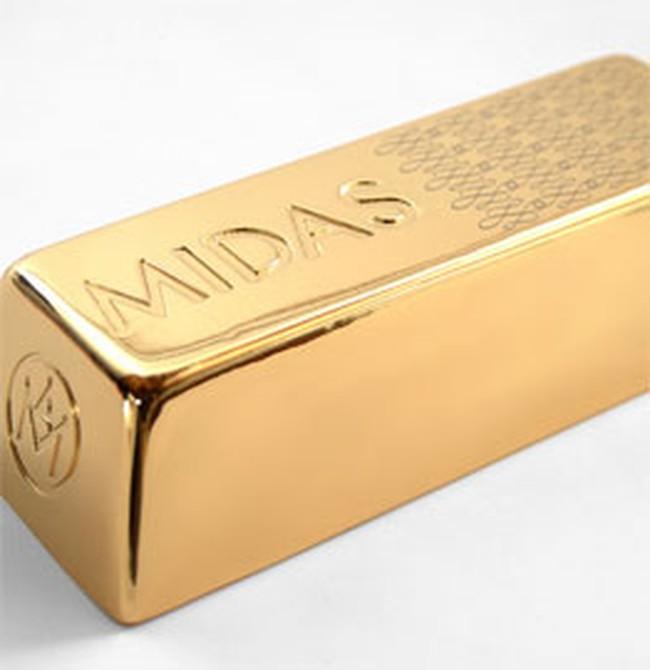 Giá vàng trở lại xu hướng tăng