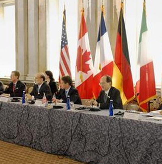 G7 lạc quan hơn về kinh tế thế giới
