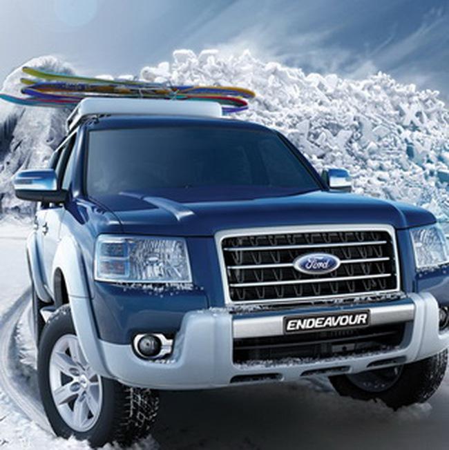 Kết quả kinh doanh quý 1/2009 của Ford tốt hơn dự báo