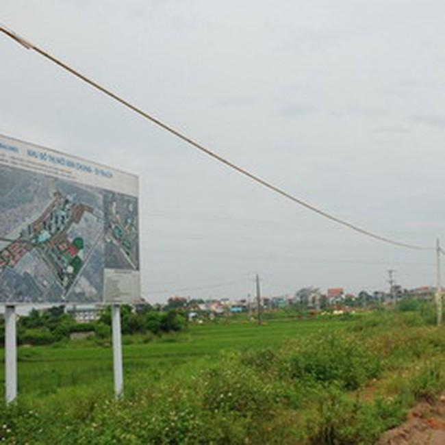 Khởi động dự án đô thị mới Kim Chung – Di Trạch