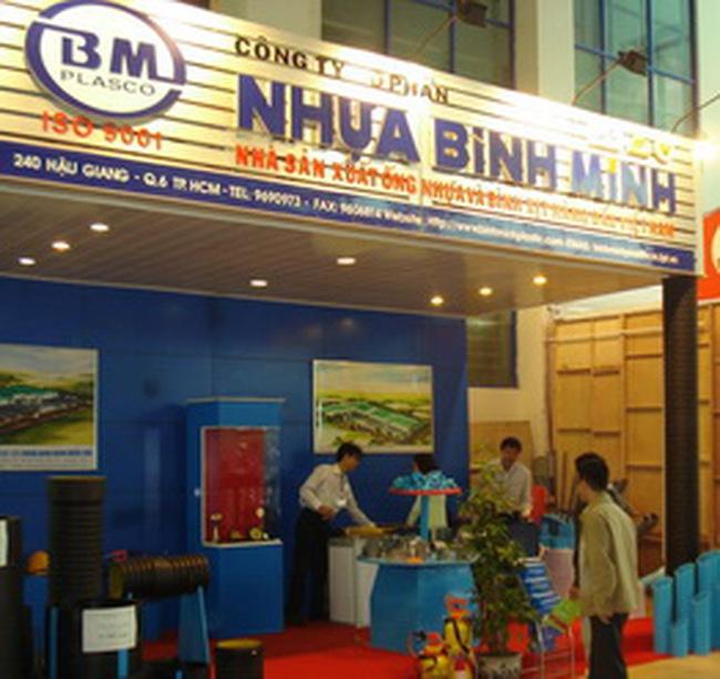 BMP: Lợi nhuận quý 1 tăng 53%