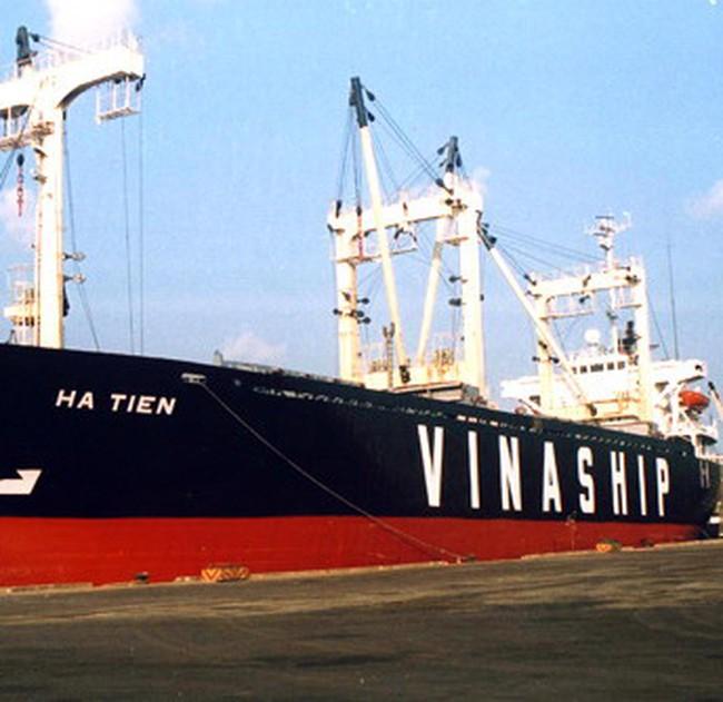 Doanh nghiệp vận tải biển lợi nhuận sụt giảm mạnh