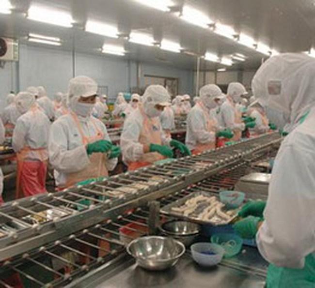 Danh sách chính thức 30 cơ sở xuất hàng thủy sản sang Nga