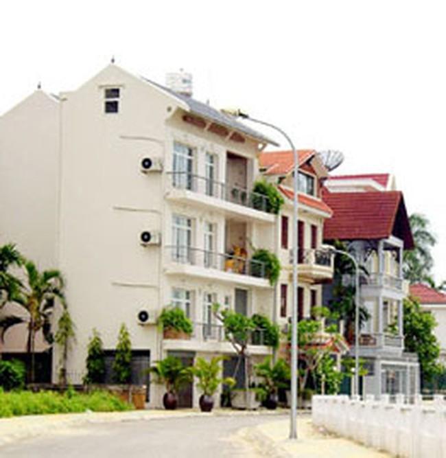 Dự thảo Luật Thuế nhà ở còn nhiều kẽ hở