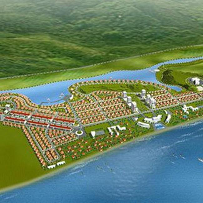 Đất biệt thự Hàm Tân được bán 3,5 triệu đồng/m2