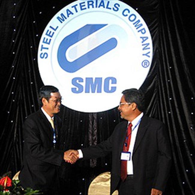SMC: Cung cấp hơn 40.000 tấn thép cho các công trình lớn