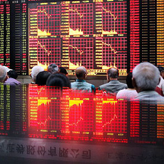 Bong bóng cổ phiếu Trung Quốc đang hình thành?
