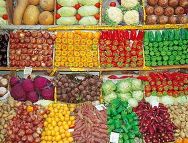 Rau quả xuất khẩu đang bị bán phá giá
