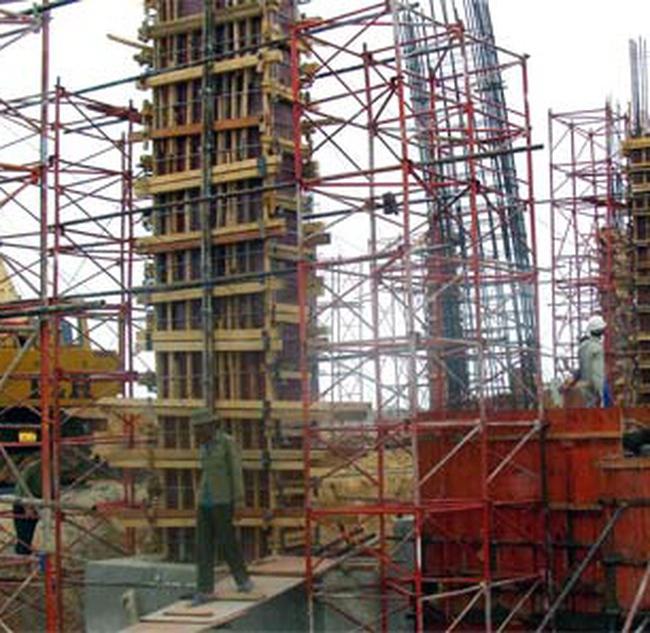 Xây dựng có thể là động lực cho kinh tế 2009