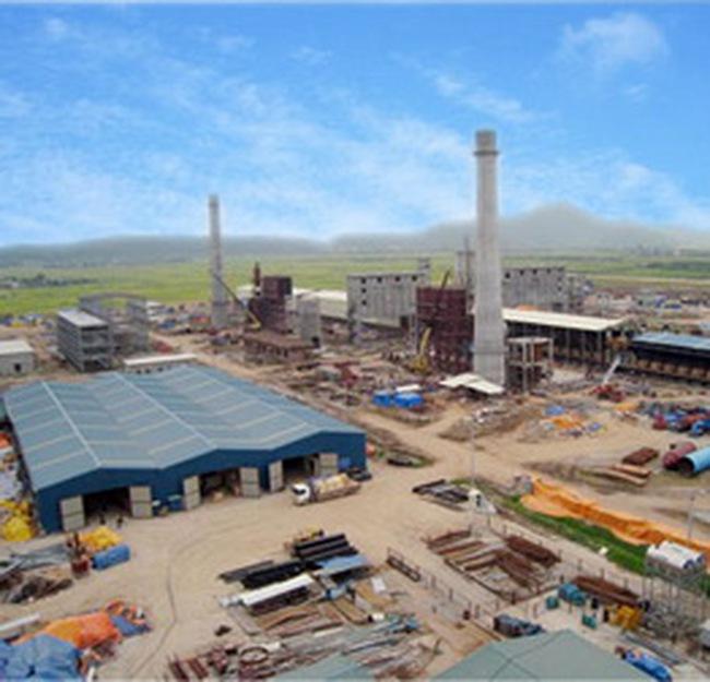 HPG: Năng lượng Hòa Phát dự kiến ra sản phẩm vào tháng 12/2009