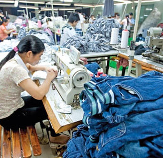 Xuất khẩu dệt may sang Nhật Bản tăng 25%