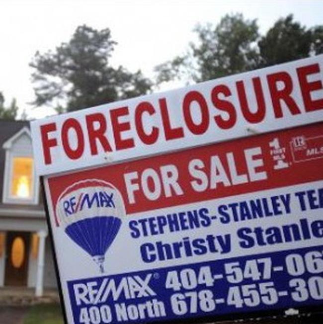 Giá nhà đất Mỹ sẽ tiếp tục hạ mạnh