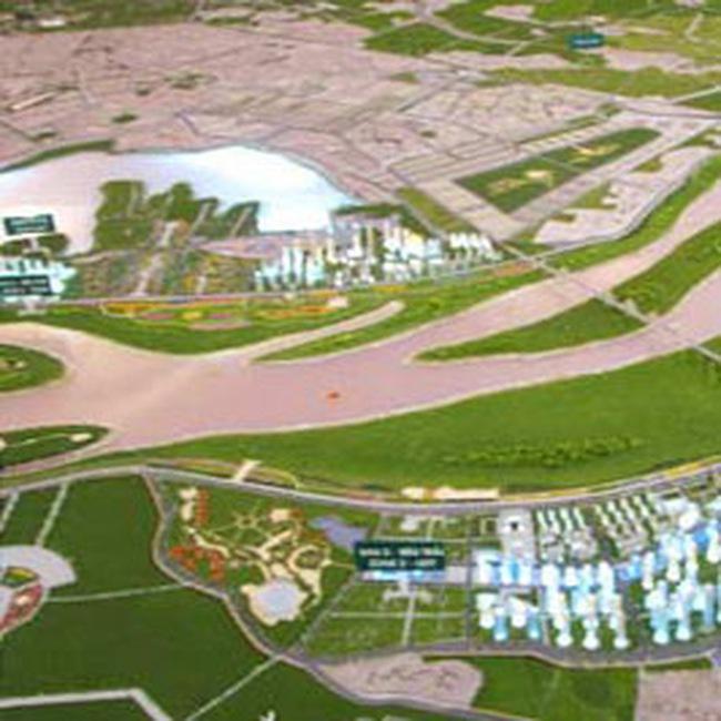 Siêu dự án đô thị ven sông Hồng: Giới chuyên môn đứng ngoài?