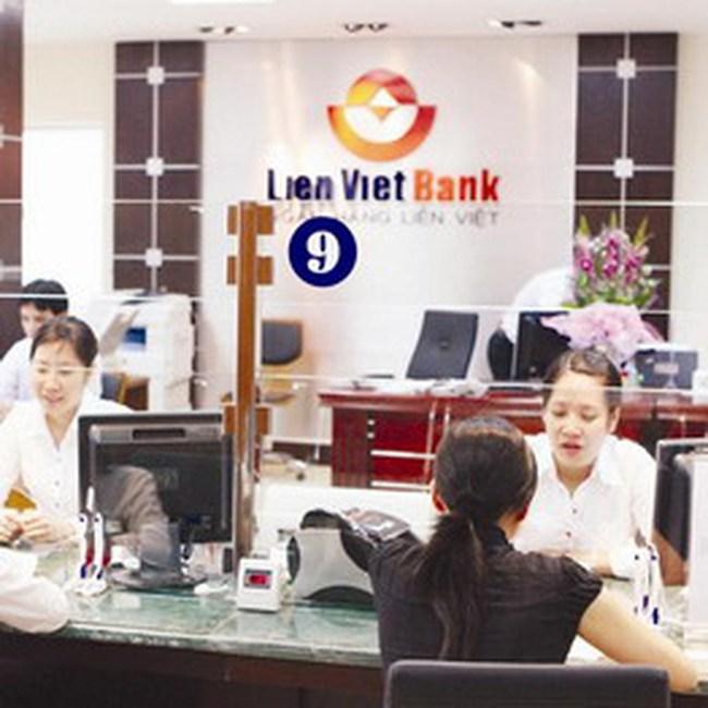 LienVietBank đạt 340 tỷ đồng lợi nhuận 6 tháng đầu năm