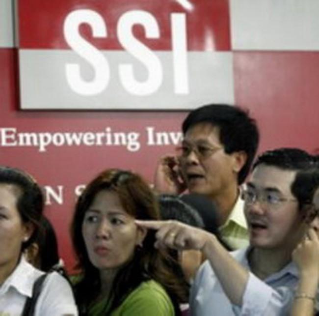 SSI: Thành viên Ban kiểm soát đăng ký bán 16.000 cổ phiếu