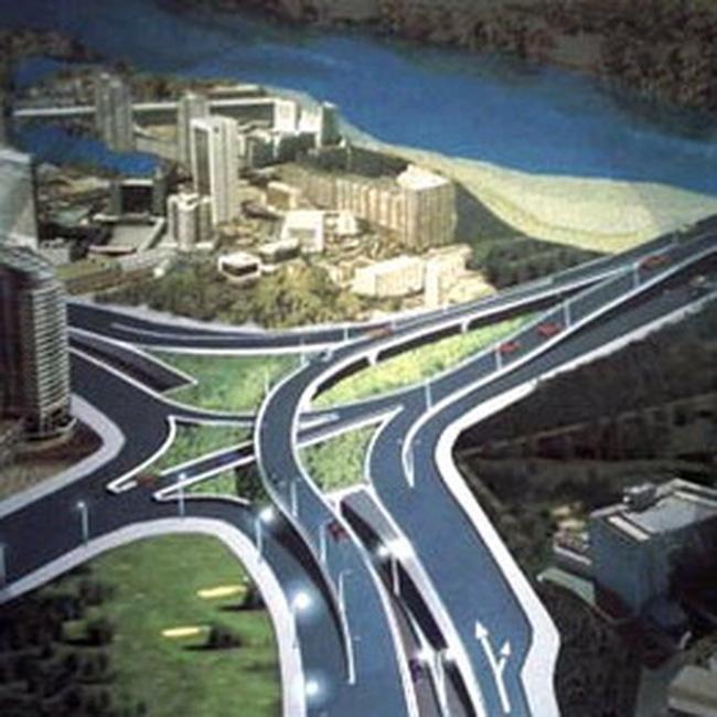 TPHCM: Đề nghị xây đường nối đại lộ Đông Tây với cao tốc TP HCM- Trung Lương