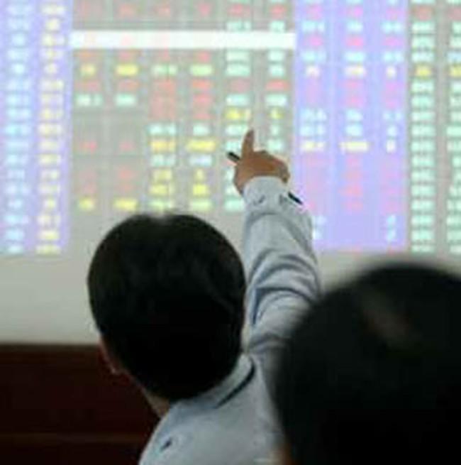 Thị trường đột ngột tăng trở lại