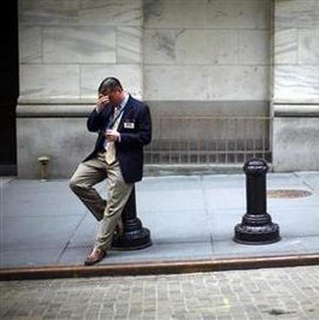TTCK Mỹ: S&P 500 xuống thấp nhất trong 2 tháng