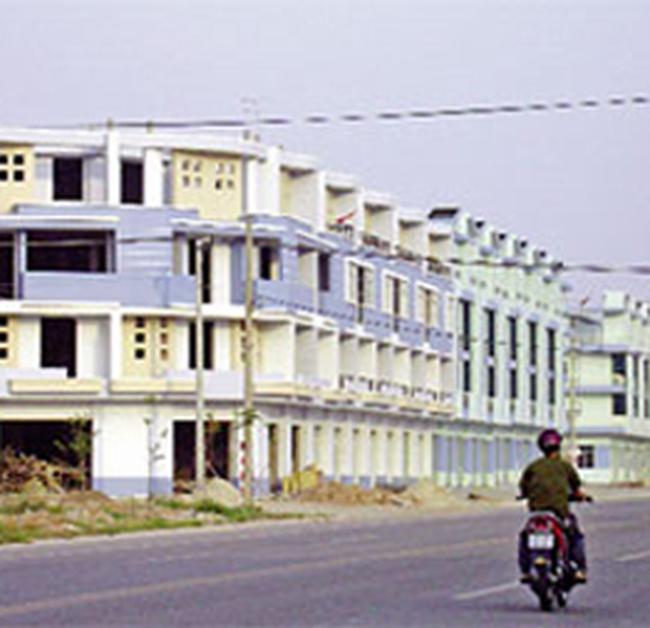 ACBR dự định mở dịch vụ repo bất động sản