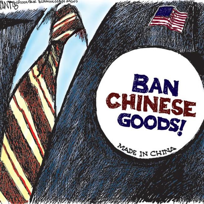 """Siết chặt """"rào"""" với hàng Trung Quốc chất lượng kém"""