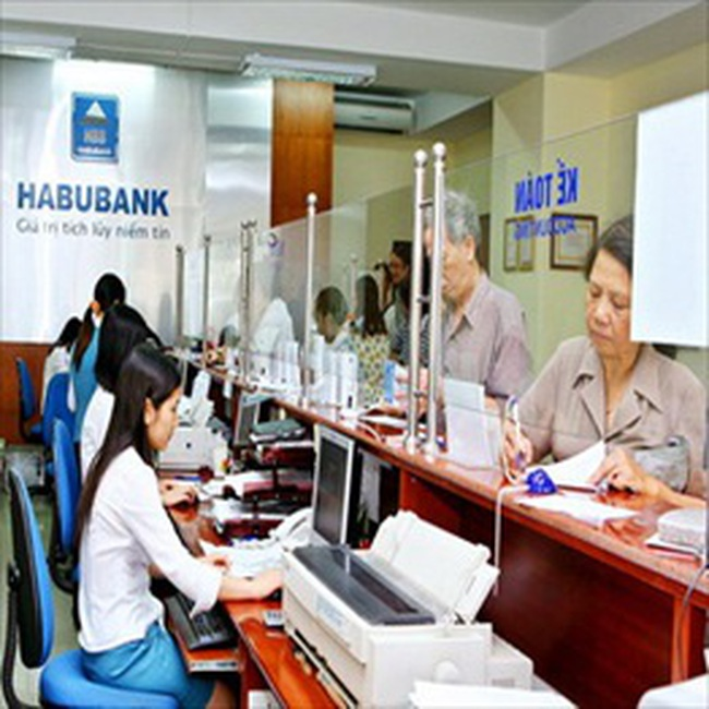Habubank đạt 233 tỷ đồng lợi nhuận trước thuế 6 tháng đầu năm