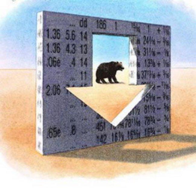 127 mã giảm giá, VN-Index giảm xuống dưới 440 điểm