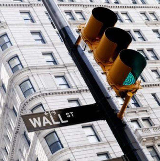 Cổ phiếu tài chính giúp TTCK Mỹ tăng điểm