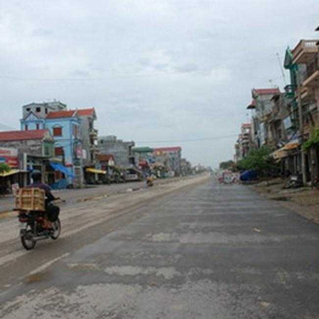 Hà Nội sửa đổi giá đất một số khu vực