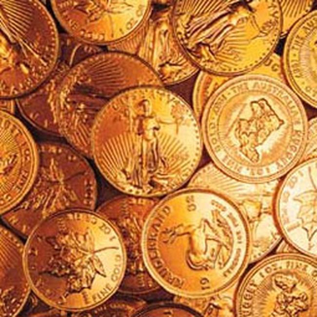 Tuần này, giá vàng hạ 2%, giá dầu hạ 10%