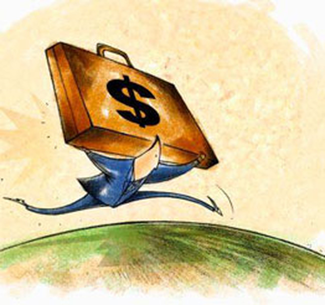 Khối ngoại gom mạnh các cổ phiếu tài chính - bất động sản