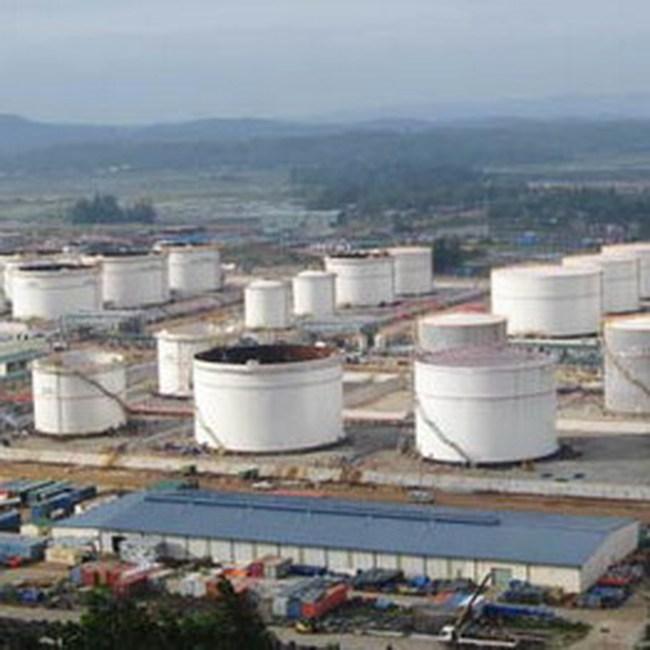 PGS: Tiếp nhận 50% sản lượng sản phầm đầu tiên của NMLD Dung Quất
