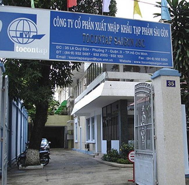 Aceco, Tocontap Saigon chốt danh sách để giao dịch trên UPCoM